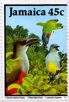 jamaica stamps | Stamps - Jamaica | Flickr - Photo Sharing!