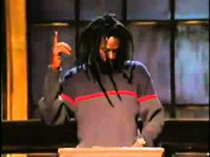 How Long Buju Banton (Def Poetry)