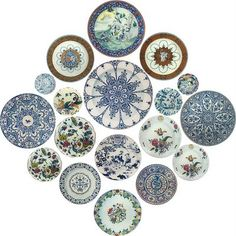 Plates By John Derian - love his art