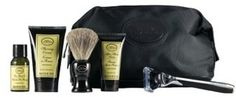 Unscented Travel Kit with Morris Park Razor by The Art of Shaving at Gilt Shaving Oil, Shaving Brush, Shaving Cream, The Art Of Shaving, Pre Shave, Close Shave, After Shave Balm, Travel Kits, Men's Grooming