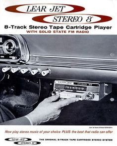 8-track player in car - Google Search