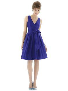 Alfred Sung Style D668 http://www.dessy.com/dresses/bridesmaid/d668/#.VPpoWOVBv4c