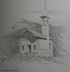 La chiesetta del Breuil
