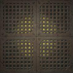 grate flooring