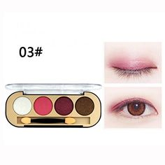 Matte Eyeshadow Hunzed Women Powder Smoky Cosmetic Eyeshadow Makeup Luxury Eyeshadow Palette For Beauty C *** Details can be found by clicking on the image. (This is an affiliate link) #MakeupContouring