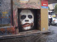 Melbourne street art #australia #travel