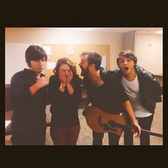 Yan, Elina, Ruslan, and Nikita. XD