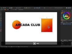 ▶ Affinity Designer - Teil 3 - YouTube