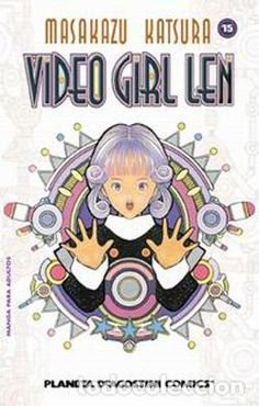 VIDEO GIRL LEN  #15, PLANETA DEAGOSTINI