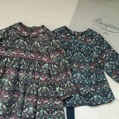 Liberty babydress - little girldress