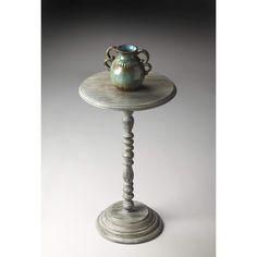Butler Dani Round Pedestal Accent Table 2265290