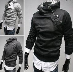 It's different, but I would have my man wear it :)