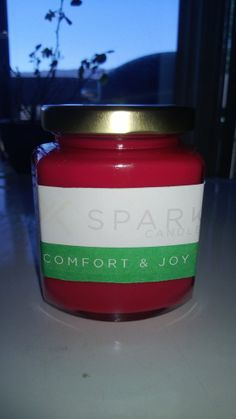 NEW Holiday Scent COMFORT & JOY Scented by KKatiesKreations, $7.00