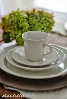 Mikasa Dinnerware French Countryside Collection | White dinnerware French countryside and Mikasa & Mikasa Dinnerware French Countryside Collection | White dinnerware ...