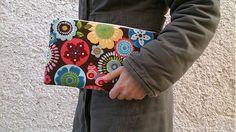 KajDom / Kvety-kabelka do ruky