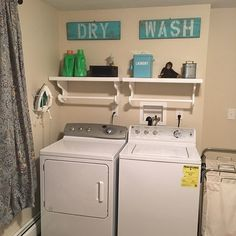 133 minimalist small laundry room design and decor ideas -page 36 Garage Laundry, Laundry Room Remodel, Laundry Room Cabinets, Laundry Room Organization, Laundry Room Design, Diy Cabinets, Laundry Storage, Laundry Rooms, Laundry Room Layouts