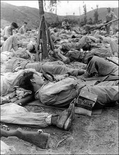한국전쟁 파일의 미공개 기록사진