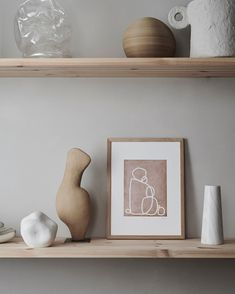 Neutral sand tones and interior objects alike, making for a harmonious decor feature FAMILY OF VOLAX by Alexandra Papadimouli. Neutral sand tones and interior objects alike, making for Nordic Home, Scandinavian Home, Poster Club, Framed Art Prints, Fine Art Prints, Free Frames, Home And Deco, Portrait, Neutral Colors