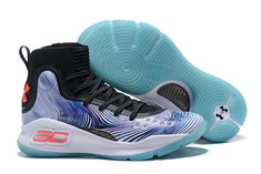 8d05b1081a036 Cheap UA Curry 4 More Magic Multi Color Basketball Shoes on  www.bestmax2018.com