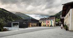 Kulturhaus in Mörtschach