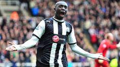 NUFC defeats Norwich 1-0 on a goal by Senegal international striker Papisse Cisse.