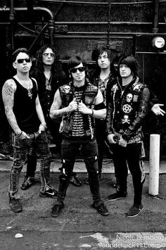 New Music Seminar Artist On The Verge Class of Behind the Fallen Until Dawn, Escape The Fate, The Verge, Falling In Reverse, The Prestige, Music Bands, New Music, Stock Photos, Paris