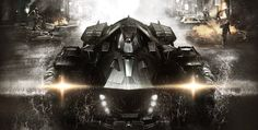 [Précommande] Batman Arkham Knight Batmobile Edition Collector