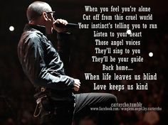 Love this song:The Messenger by Linkin Park