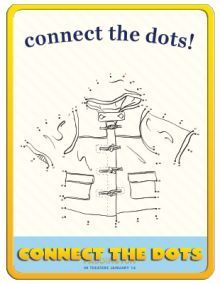 Connect the dots | Free Paddington Printables, Games and Activities | SKGaleana