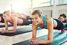 7 Dinge, die sich ändern, wenn Sie täglich planken