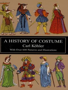 A History of Costume  sc 1 st  Pinterest & Fashions and Costumes from Godeyu0027s Ladyu0027s Book | Books in Our ...