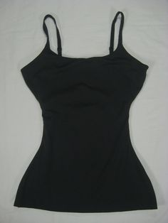 ea176cf5fd Spanx Shapewear Love Your Assets Cami Top S Black Camisole Shaper