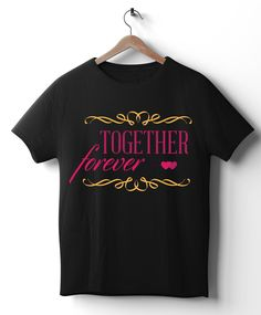 Design Shop, Tee Design, Avocado Shirt, Funny Fashion, Together Forever, Husband Wife, Cool Shirts, Valentines, Kid
