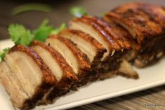 The Food Canon - Inspiring Home Cooks: Sous Vide Roast Pork Belly: Perfecting it Sous Vide Pork, Sous Vide Cooking, Pork Buns, Pork Belly, Pork Roast, Food Preparation, Meatloaf, Beef, Dinner