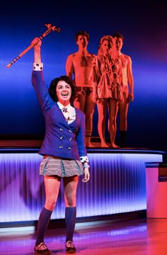 If Barrett Wilbert Weed isn't Veronica Sawyer in the Broadway production of Heathers I might cry. She was AWESOME in the off-broadway production!