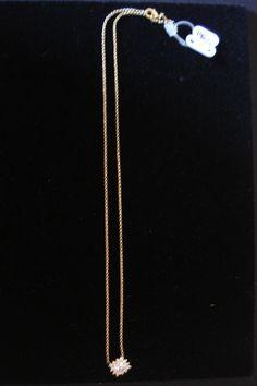 Colar com Zirconia Cod146 S