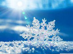 Risultati immagini per cristalli di neve foto
