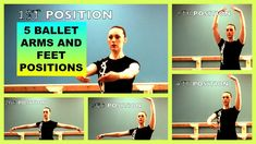 The 5 Ballet Positions of the Arms and Feet |Ballet Basics| Series