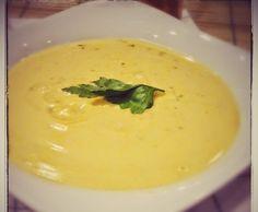 Recette Crème de chou-fleur par Coraline83 - recette de la catégorie Soupes