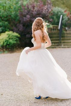 Maggie Bride Flic in Esme by Maggie Sottero | Georgina Harrison photography