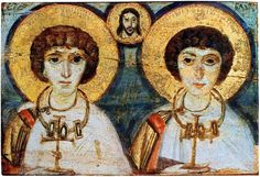 Сергий и Вакх. VII в