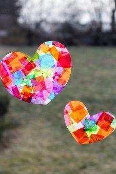 35 Adorable Valentine's Day Crafts For Kids - crafts for kids Valentine's Day Crafts For Kids, Valentine Crafts For Kids, Valentines Day Activities, Toddler Crafts, Homemade Valentines, Kids Diy, Preschool Crafts, Toddler Activities, Preschool Activities