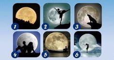 Test della Luna: Scopri qual è il tuo desiderio Nascosto