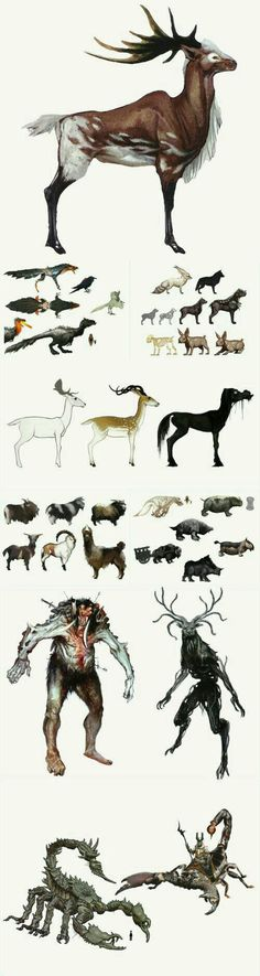 Noldor myths