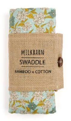 Swaddle Bamboo Blanket