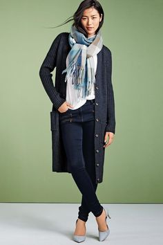 casual wrap dress with boots - Google Search