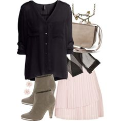 """""""Allison Inspired Meeting the Parents Outfit"""" by veterization on Polyvore"""