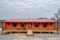 We are happy to introduce our DIY Prefab Doublewide Cabin. Whether you are looking for your dream home or retirement home, our double wide cabin provides a spacious retreat. Diy Cabin, Log Cabin Kits, Cabin Ideas, Small Prefab Cabins, Prefab Homes, Modular Log Homes, Small Farmhouse Plans, Garden Cabins, Log Siding