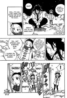 Read manga Fairy Tail 471 online in high quality