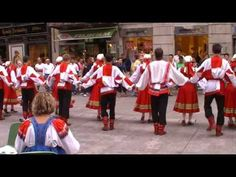 Russian traditional folk dance 3 - YouTube I think this one is my favorite